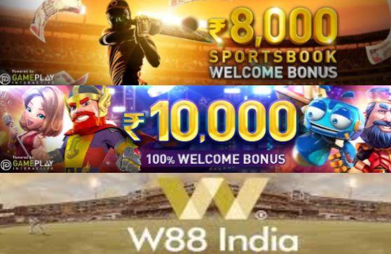 Get Your Bonus After Done Register W88