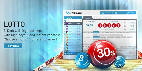 Get The Easiest Way to Register Lottery W88 Here