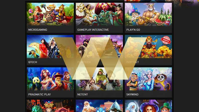 Games Available in W88 Desktop and Mobile App - Games