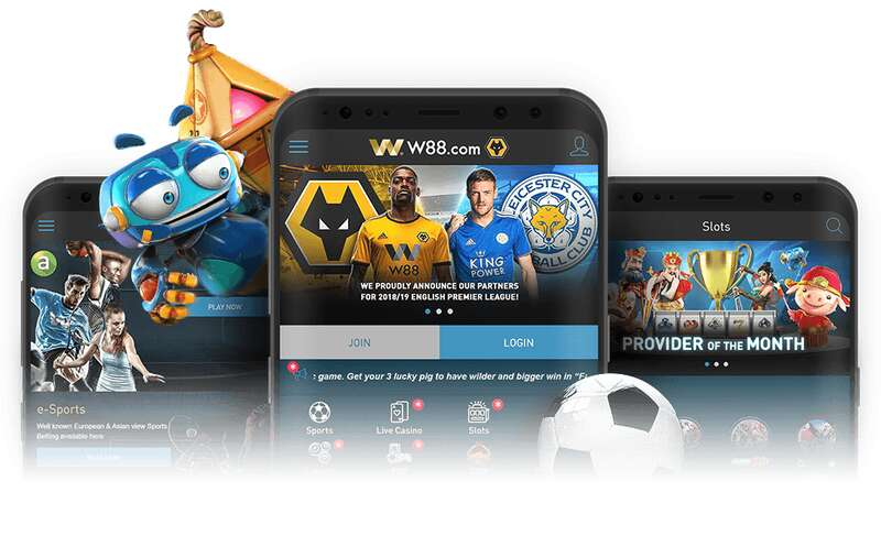 Great Promotions from uW88 Apps