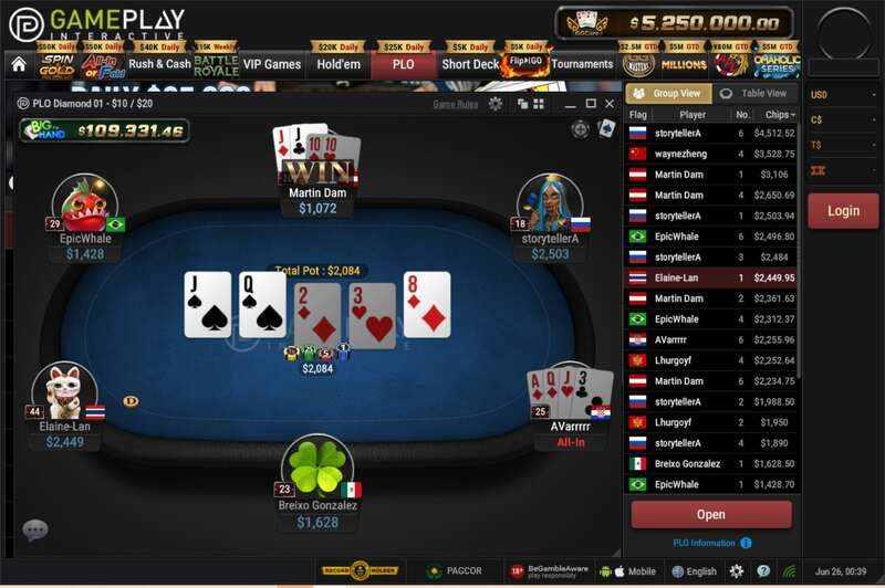 The Best Platform for The Online Poker Games That Make Money - PLO