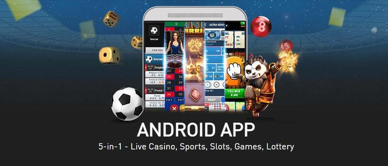 Visit m.W88 Website and Play Straight to Phone - Android App