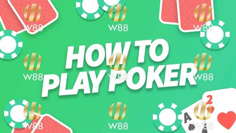 Learn How to Access and Play Poker at W88 India