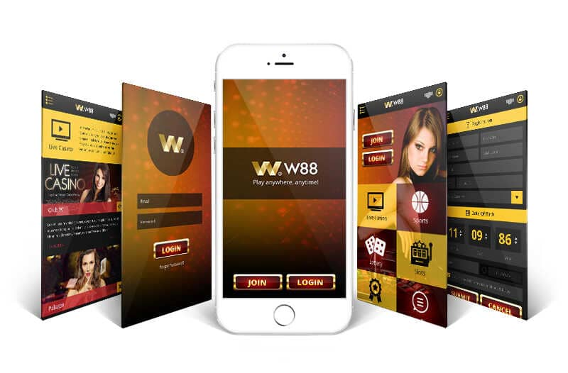 Play Roulette App and Other Games at Any Time and Anywhere at W88 India