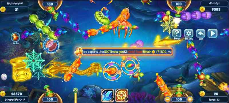 Shoot Fish for Reward Featured Image